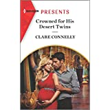 Crowned for His Desert Twins (Harlequin Presents)