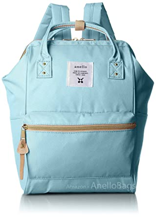 cdc9230cc39c Japan Anello Backpack Unisex MINI SMALL SAX Rucksack Waterproof Canvas Bag  Campus