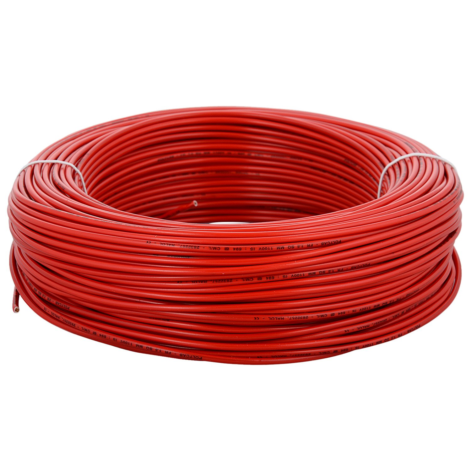 Cable buy electric cable 2 5 sq mm cable 1 5 sqmm wire product on - Polycab Flame Retardant Single Core Copper Cable 1 5 Sq Mm Wire Red Amazon In Home Improvement