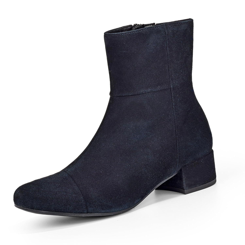 Gabor Damen Stiefeletten - Blau Schuhe in Übergrößen  | Angenehmes Gefühl