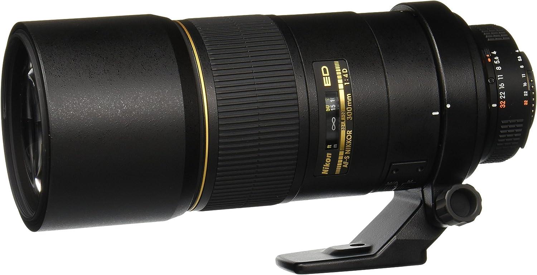 Nikon Af Nikkor 300 Mm 4 0 If Ed Objektiv Kamera