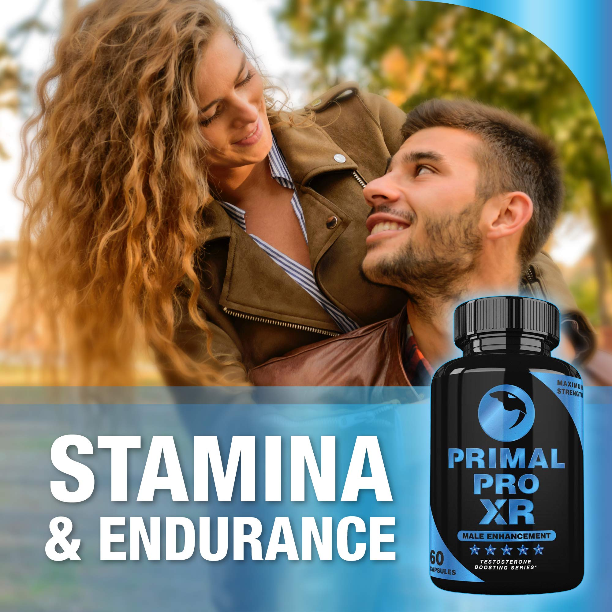 Primal Pro XR - Male Enhancement - Extra Strength Testosterone Booster - Naturally Boost Your Libido, Stamina, Endurance, Strength & Energy for Men & Women - Burn Fat & Build Lean Muscle Mass Today by Primal Pro XR (Image #5)