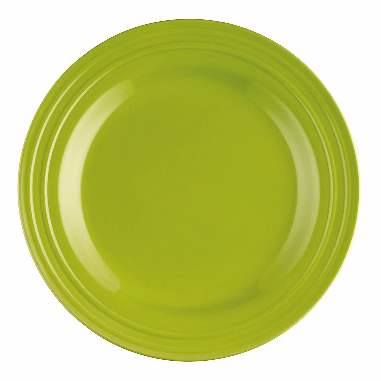 Rachael Ray Dinnerware Double Ridge 4-Piece Dinner Plate Set Meyer 58243