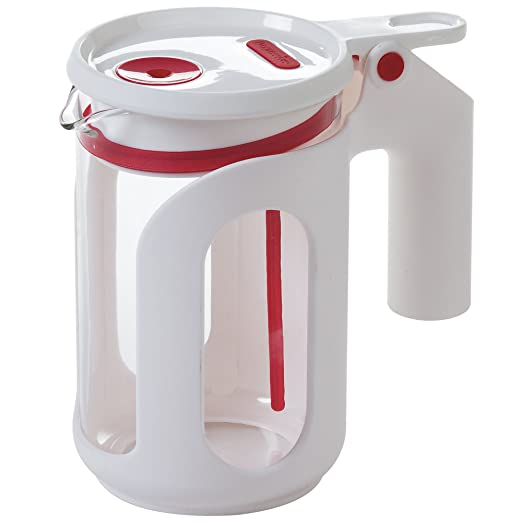 Progressive microondas Hervidora de té hervidor de agua silbante ...