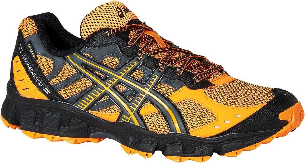 Asics Men's Gel Trail Lahar 3 Gore tex/T1G1 N 6779 orange/charcoal ...