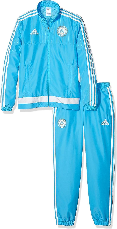 adidas Herren Trainingsanzug Olympique Marseille: