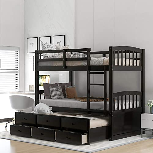 Bunk Beds Trundle Bed