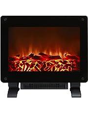 Lenoxx Electric Log Fire Heater
