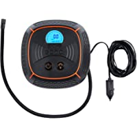 Amazon Marka: EONO Essentials B68A Inflador de neumáticos