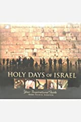 Holy Days of Israel - Your Inspirational Guide Hardcover