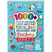 Fashion Angels 1000+ Totes Adorbs Super Awesome Stickers