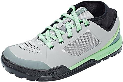 SHIMANO - Zapatillas de Ciclismo para Mujer Grey Mint 40 EU: Amazon.es: Zapatos y complementos