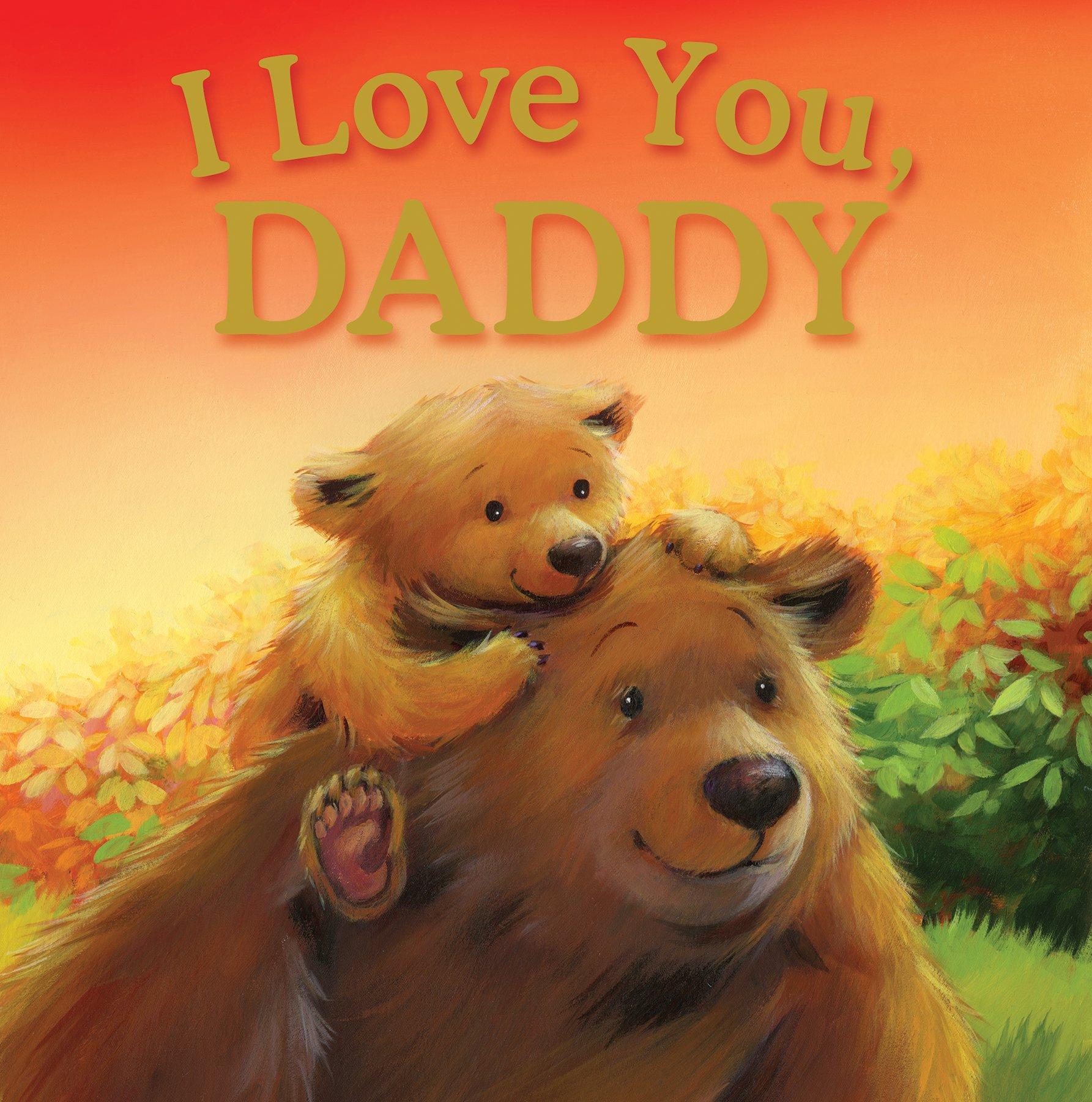 Love You Daddy Melanie Joyce