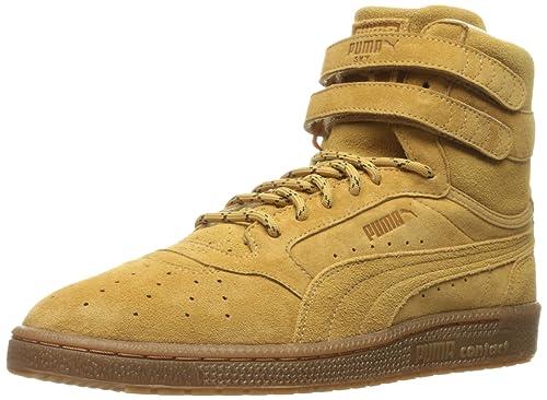 ff8e6d9ebd4e9 Puma Sky II HI - Zapatillas de Baloncesto para Hombre