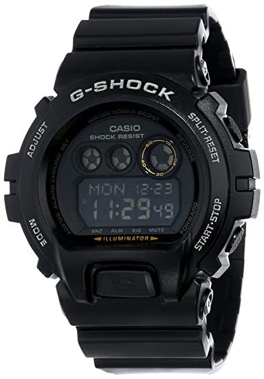 Casio GD-X6900-1CR - Reloj de Pulsera Hombre, Resina, Color Negro: Amazon.es: Relojes