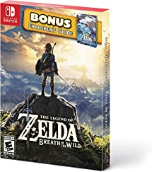 The Legend Of Zelda: Breath Of The Wild: Starter Pack   Nintendo Switch by By    Nintendo