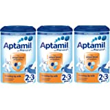 Aptamil Growing Up Prebiotic Pronutra+ Milk Powder for Toddlers 2-3 Years (3 x 800g)