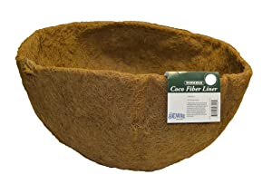 "Bosmere Replacement Coco Fiber Basket Liner for 24"" Round Baskets"