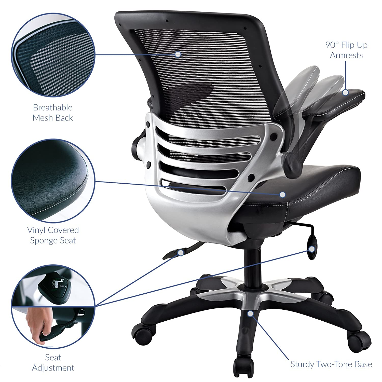 Best Office Chairs For Short People in 37  Best Petite Office