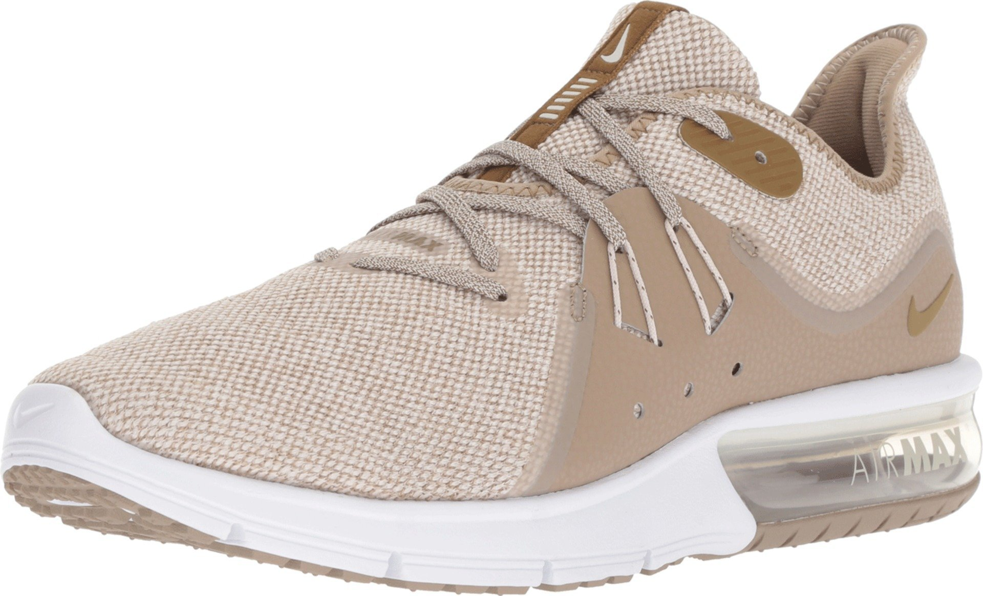 Galleon Nike Men's Air Max Sequent 3 Running Shoe Desert