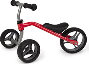 Hape Little Red Balance Bike Tricycle Toddler Ride On