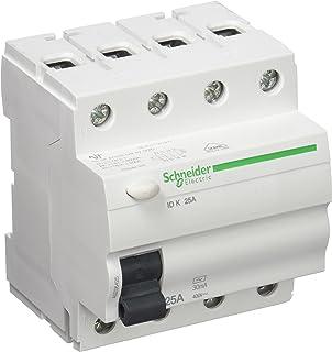 1P 0,5A Curva C Schneider Electric A9F74170 Interruptor Autom/ático Magnetot/érmico Ic60N