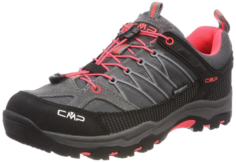 CMP Unisex-Erwachsene (Grau-ROT Rigel Trekking-& Wanderstiefel Grau (Grau-ROT Unisex-Erwachsene Fluo) b67a15