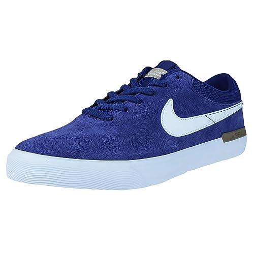 eba7223dea3 Nike SB Koston HYPERVULC DEEP Royal Blue White 844447-401 (US10.5 ...