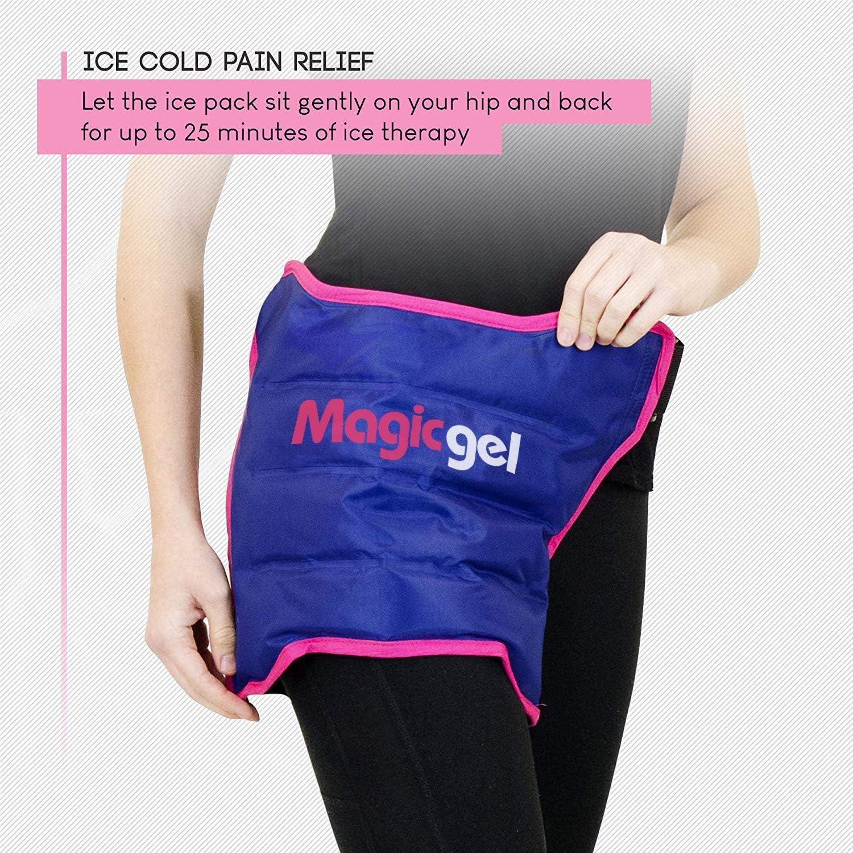 Paquete de hielo de lujo: Paquete de frío reutilizable diseñado ...