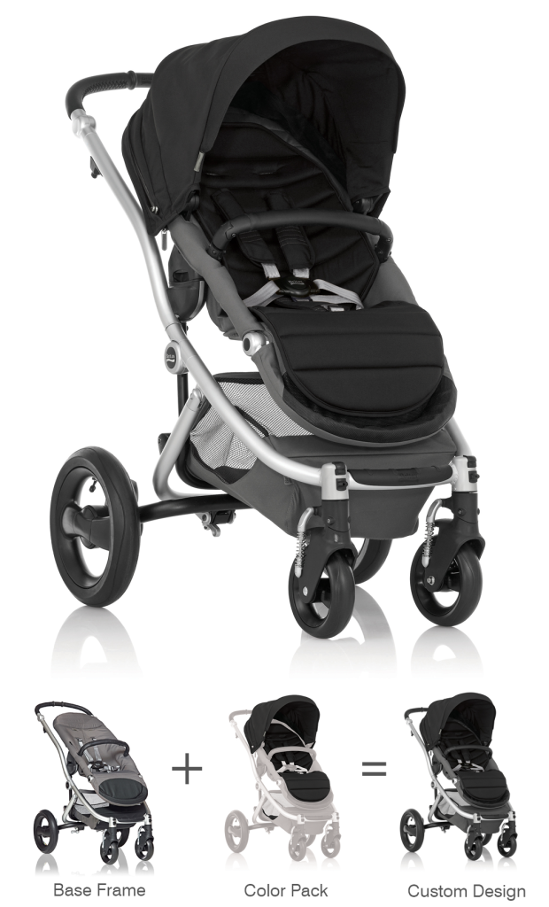 Britax Affinity Color Pack, Black: Amazon.ca: Baby