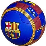 Balón de fútbol Oficial del FC Barcelona (La Liga), tamaño 5 ...