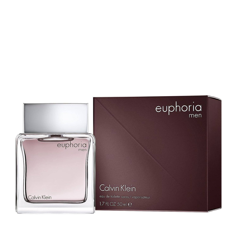 Amazoncom Calvin Klein Euphoria For Men Eau De Toilette 17 Fl Oz