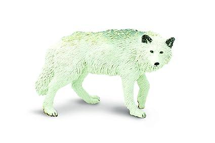 Safari Toys For Boys : Amazon safari ltd white wolf figure toys games