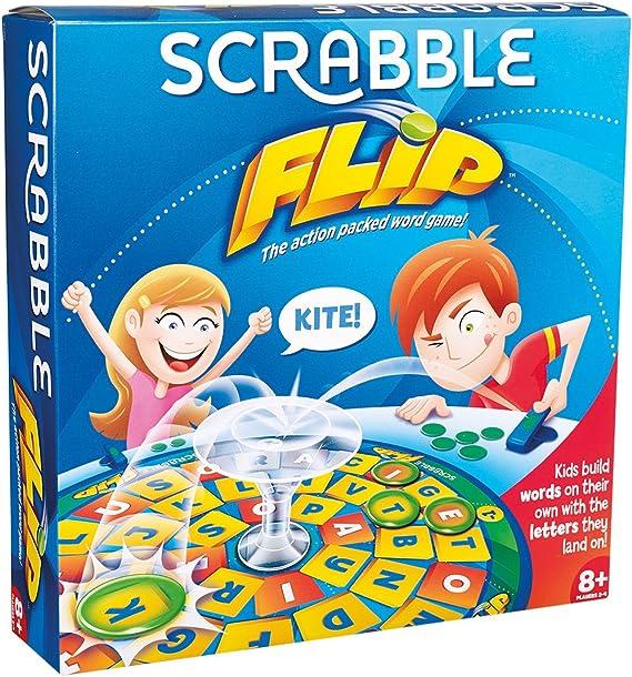 Juegos Mattel - Scrabble Flip (Mattel CJN58): Amazon.es: Juguetes y juegos
