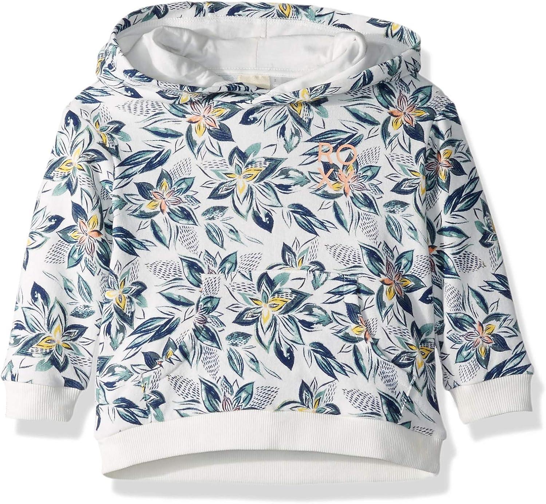 ROXY Girls Little Missing You Babe Pullover Sweatshirt