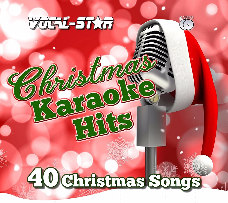 Vocal-Star Christmas Xmas Karaoke Hits CDG DIsc Set - 40 Songs by ...