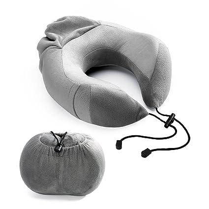Amazon Com Cloudwing Travel Pillow U Shape Portable Memory Foam
