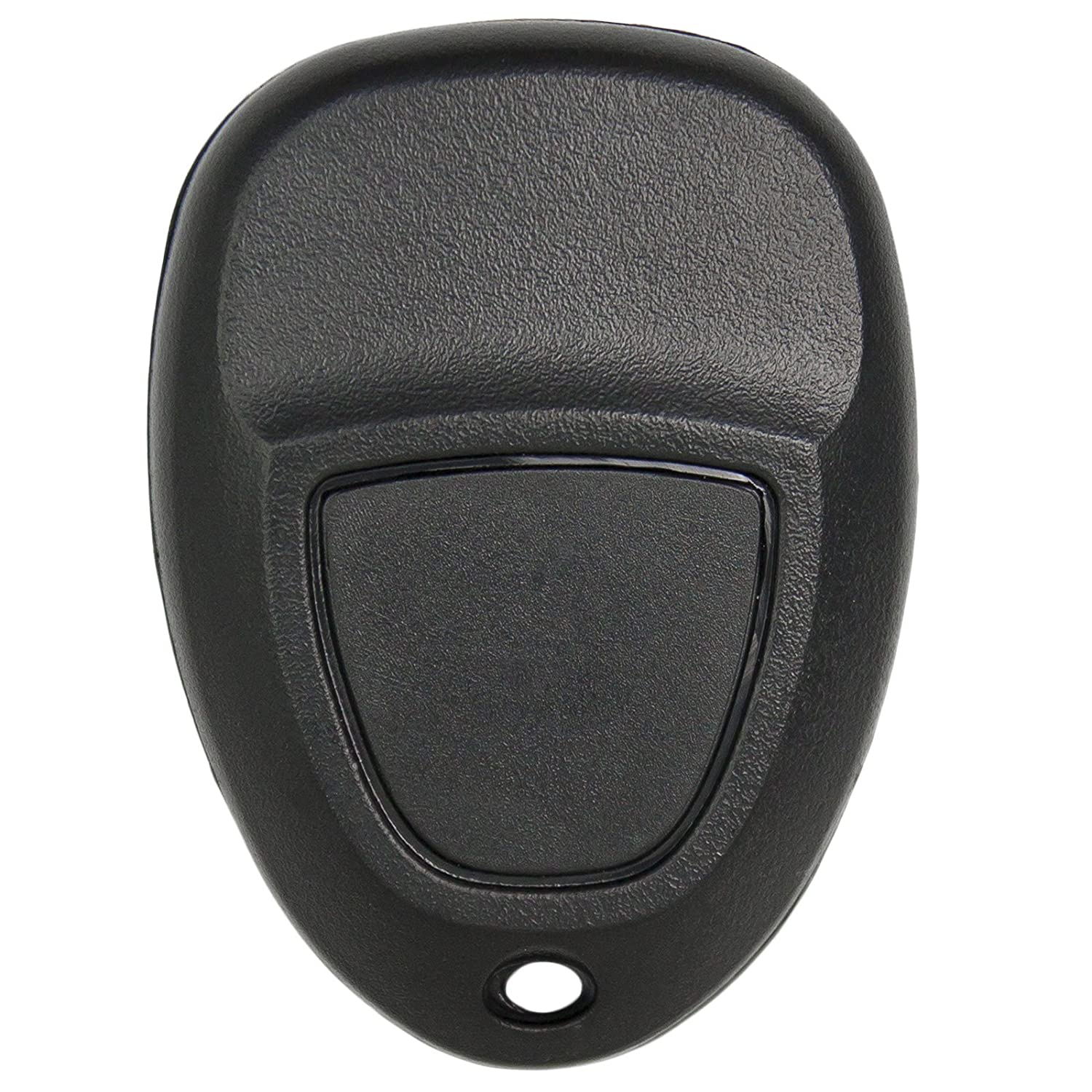2 Pack Self-programming Keyless2Go Keyless Entry Car Key Replacement for Vehicles That Use 5 Button OUC60270 OUC60221