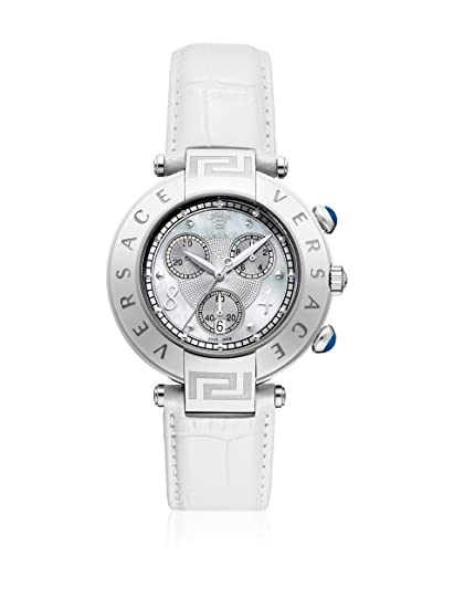 3483e98de Versace Reloj con Movimiento Cuarzo Suizo Woman Reve 40 mm: Amazon.es:  Relojes