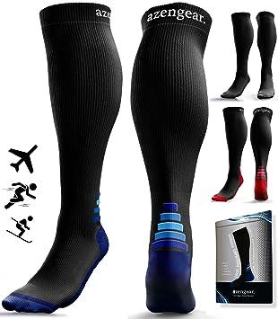 Calcetines de compresión para hombres y mujeres - para deporte ...