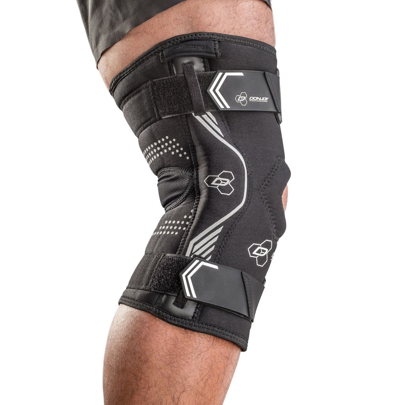 e4a5bbe183 DonJoy Performance Bionic Drytex Hinged Knee Sleeve: Amazon.ca: Sports &  Outdoors