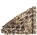 Auscamotek Camo Netting Hunting Blinds-Green/Brown