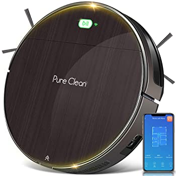 Pure Clean PUCRC850 Robot Vacuum Cleaner