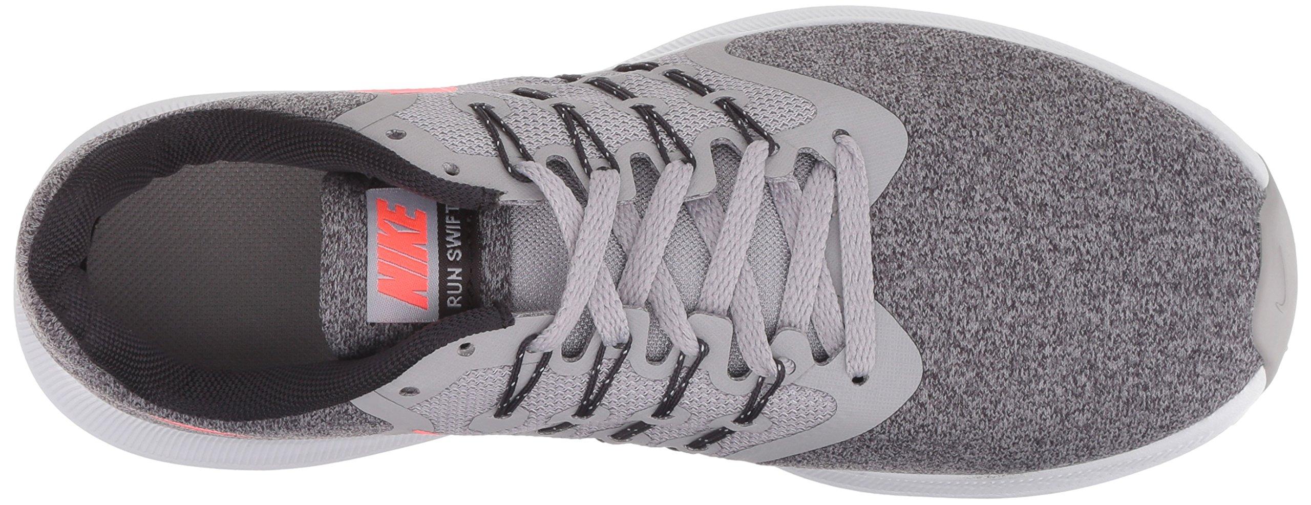 NIKE Women's Swift Running Shoe, Atmosphere Grey/Flash Crimson, 9.5 Regular US by NIKE (Image #7)