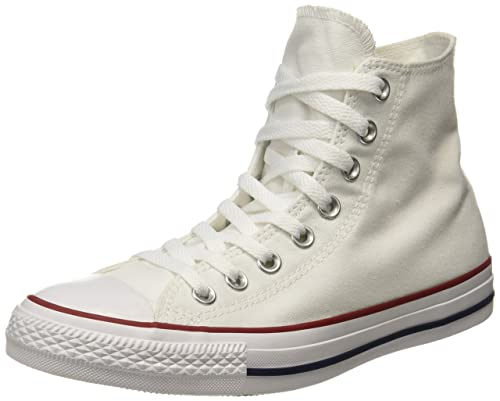 6f261b0467e Converse Unisex s Optical White Sneakers - 10 UK India (44 EU) (150760C