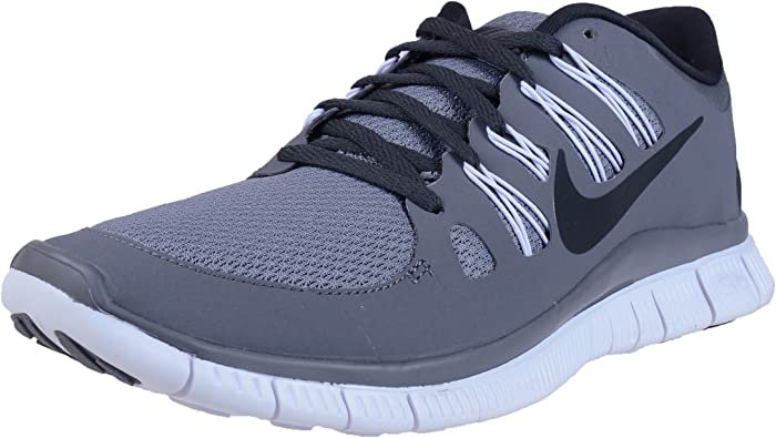 Nike Free 5.0+ tenis para correr sintéticos respirables, para hombre, 8.5  D(M) US