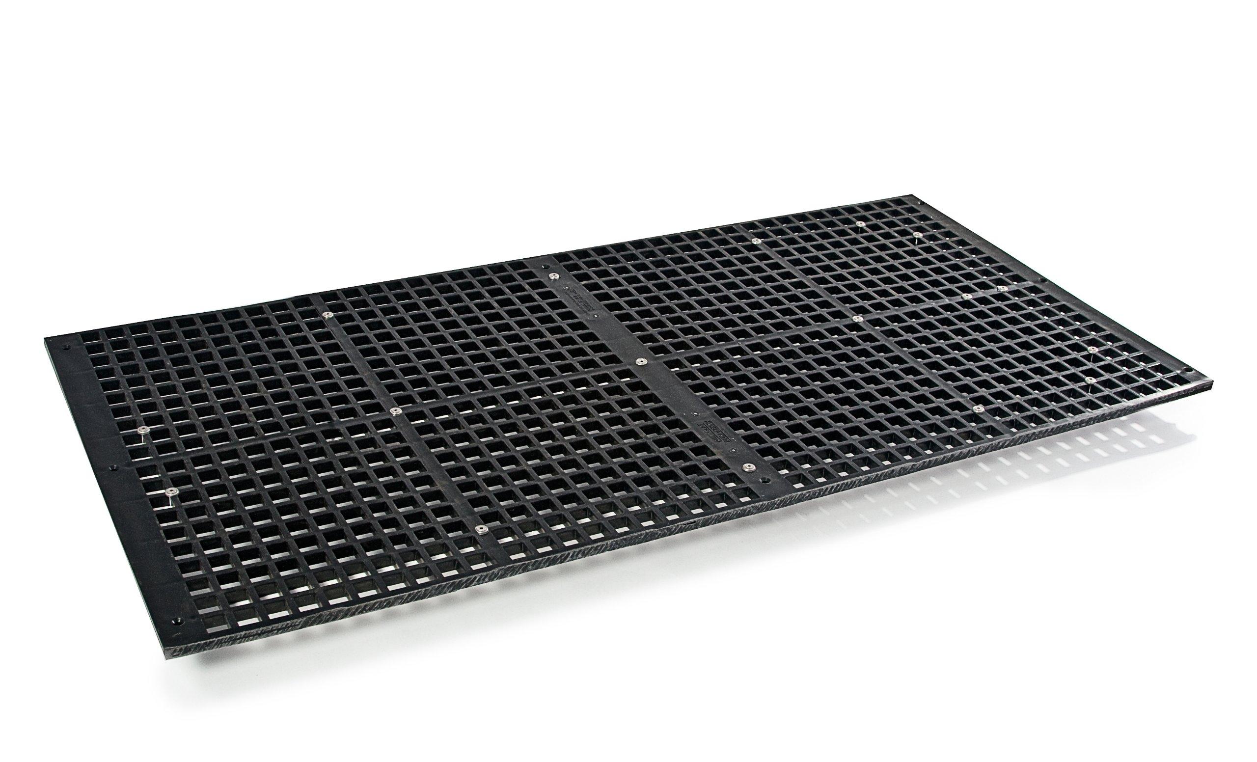 Groomer's Best Standard Floor Grate, 58-Inch