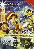 Amigos y Heroes Vol.4 Episodios 8 y 9 [DVD]