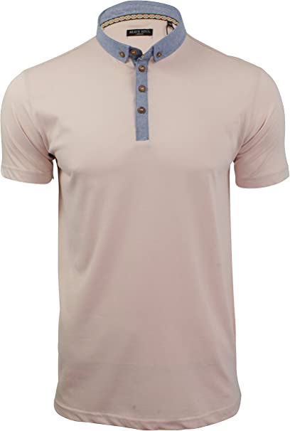 Brave Soul Mens Chimera Polo Shirt