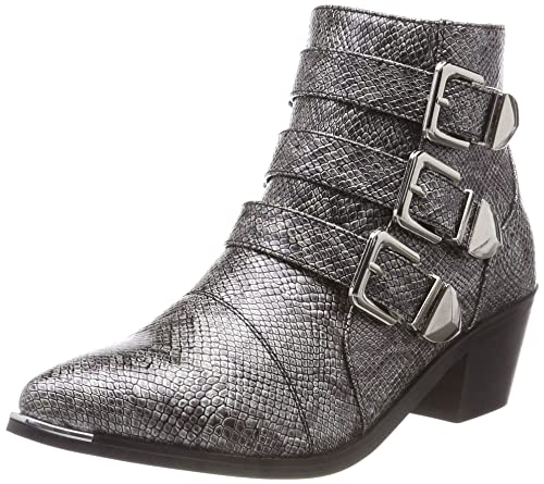 PIECES Psdesi Boot DC, Botines para Mujer: Amazon.es: Zapatos y complementos